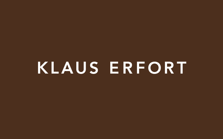Klaus Erfort Corporate Design
