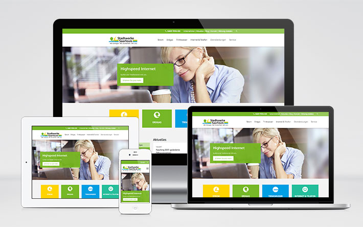 Webdesign, Webkonzeption, Saarland, Saarlouis